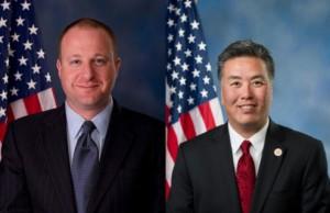 Congressmen Jared Polis, D-Colo. (Photo: Office of Congressman Jared Polis) and Mark Takano, D-Calif. (Photo: U.S. Congress).