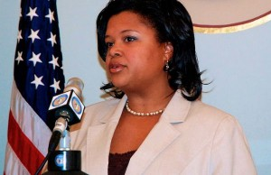 Missouri State Sen. Maria Chappelle-Nadal (Photo: KOMUnews, via Wikimedia Commons).
