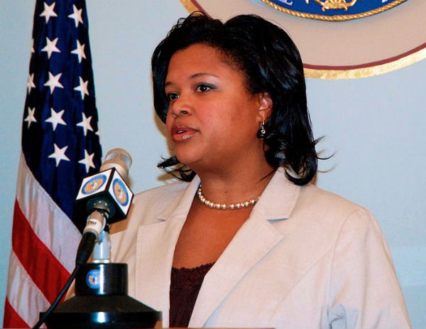 Missouri State Sen. Maria Chappelle-Nadal (Photo: KOMUnews, via Wikimedia Commons).
