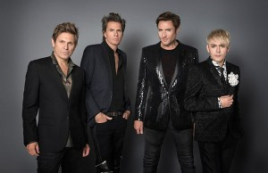 Duran Duran: Roger Taylor, John Taylor, Simon Le Bon & Nick Rhodes - Photo: Stephanie Pistel