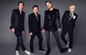 Duran Duran: John Taylor, Roger Taylor, Simon Le Bon & Nick Rhodes - Photo: Stephanie Pistel
