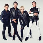 Duran Duran: Roger Taylor, John Taylor, Nick Rhodes & Simon Le Bon - Photo: Stephanie Pistel