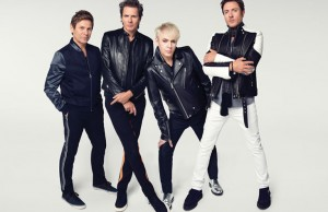 Duran Duran: Roger Taylor, John Taylor, Nick Rhodes & Simon Le Bon - Photo: Stephanie Pistel