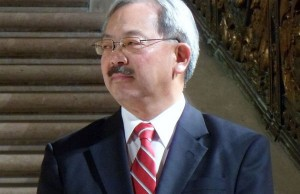 San Francisco Mayor Ed Lee (Zboralski, via Wikimedia).