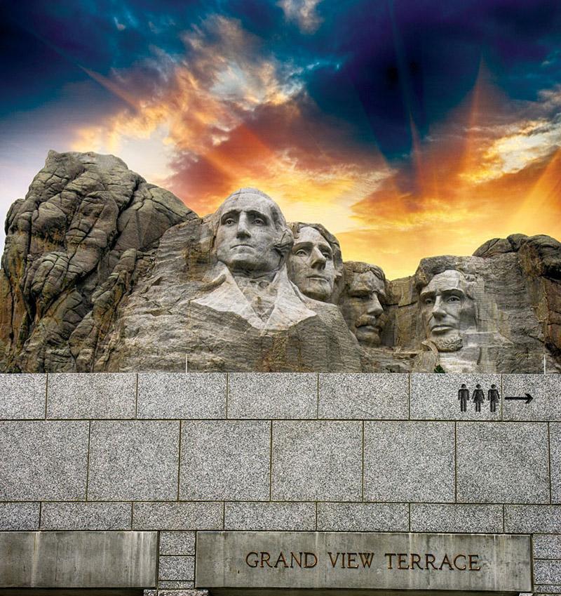 Mount Rushmore - Photo: Cristina Muraca