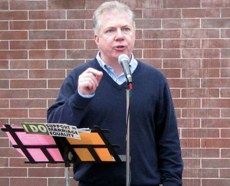 Seattle Mayor Ed Murray (Photo: Ryan Georgi, via Wikimedia).