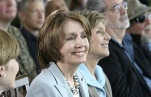 House Minority Leader Nancy Pelosi (Photo: Office of Congresswoman Nancy Pelosi, via Wikimedia).