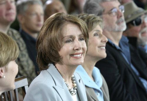 House Minority Leader Nancy Pelosi (Photo: Office of Congresswoman Nancy Pelosi, via Wikimedia).