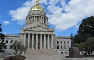 West Virginia State Capitol (Photo: David Wilson, via Wikimedia).