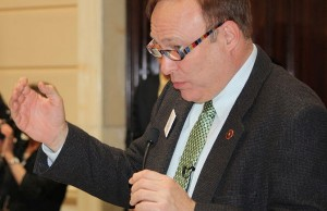 Utah State Sen. Jim Dabakis, D-Salt Lake City (Photo: Kirstenfrankly, via Wikimedia).