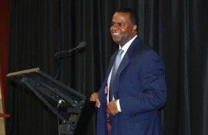 Atlanta Mayor Kasim Reed (Photo: Bernard Pollack, via Wikimedia).