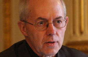 The Archbishop of Canterbury Justin Welby, Credit: Foreign and Commonwealth Office / Wiki Commons