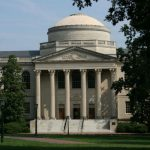 Louis Round Wilson Library at the University of North Carolina at Chapel Hill (Photo: Ildar Sagdejev, via Wikimedia).