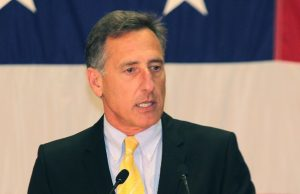Gov. Peter Shumlin, Credit: Community College of Vermont / Wiki Commons