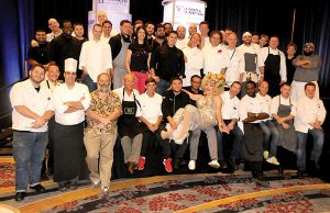 Food and Friends' 25th Annual Chef's Best Dinner and Auction at the Marriot-Marquis -- Photo Ward Morrison / File photo