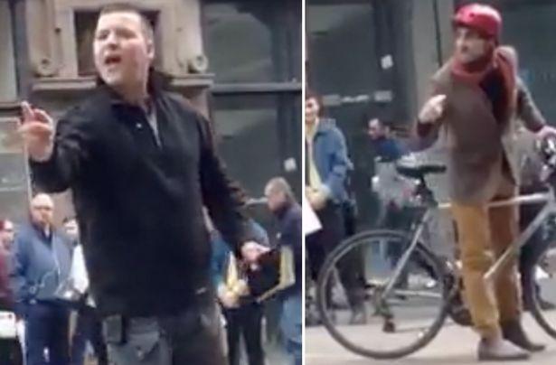 Gay-cyclist-v-Religious-preacher