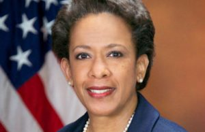 U.S. Attorney General Loretta Lynch (Photo: United States Department of Justice, via Wikimedia).