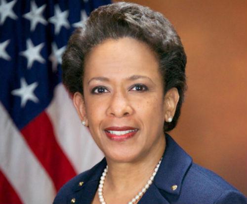 U.S. Attorney General Loretta Lynch (Photo: United States Department of Justice, via Wikimedia).