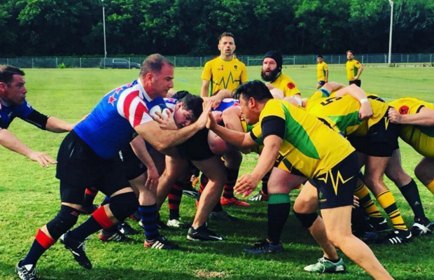 Pacific Rimmers vs Renegades, Credit: Quake Rugby / Instagram