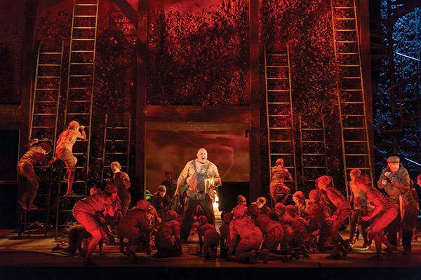 The Rhinegold - Photo: Scott Suchman for WNO