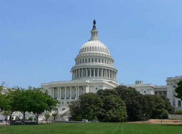 U.S. Capitol Building (Photo: Raul654, via Wikimedia Commons).