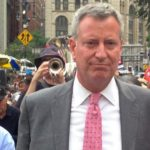 New York Mayor Bill de Blasio (Photo via Wikimedia, courtesy of  Pancho S, via Flickr).