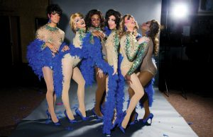 La Cage aux Folles at Signature Theatre - Photo: Julian Vankim