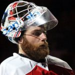 Washington Capitals goaltender Braden Holtby (Photo: Michael Miller, via Wikimedia).
