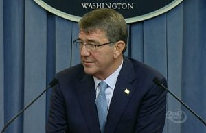 Defense Secretary Ashton Carter (Photo: Department of Defense).