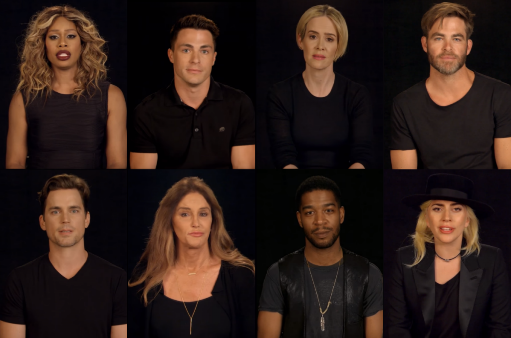 See Laverne Cox Pay Tribute to 3 Icons
