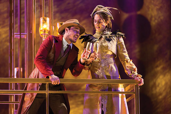 """Maulik Pancholy is featured in """"Shrew"""" - Photo: Scott Suchman"""