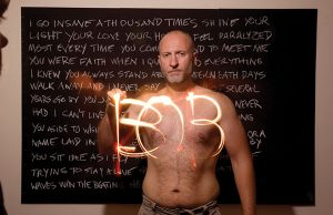 Uncovered - 07-28-2005: Bob Mould - Print by Todd Franson