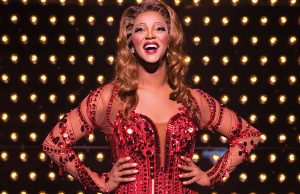 Kinky Boots:  J. Harrison Ghee - Photo: Matthew Murray