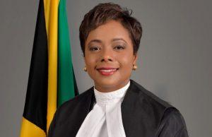 Marlene Malahoo Forte - Photo: Jamaican Government