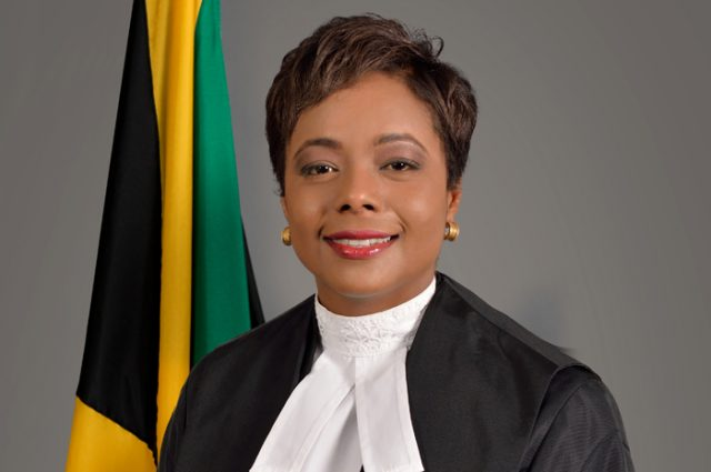 Marlene Malahoo Forte - Photo: Jamaican Government