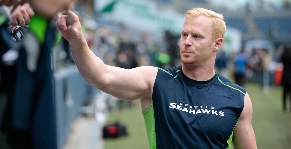 Jon Ryan - Photo: Seahawks