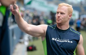 Jon Ryan - Photo: Seahawks