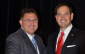 John Stemberger and Marco Rubio - Photo: Florida Family Action