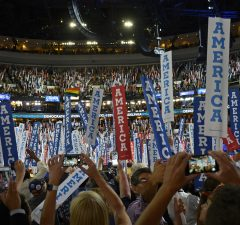 Democratic National Convention 2016, Photo: ABC/Ida Mae Astute