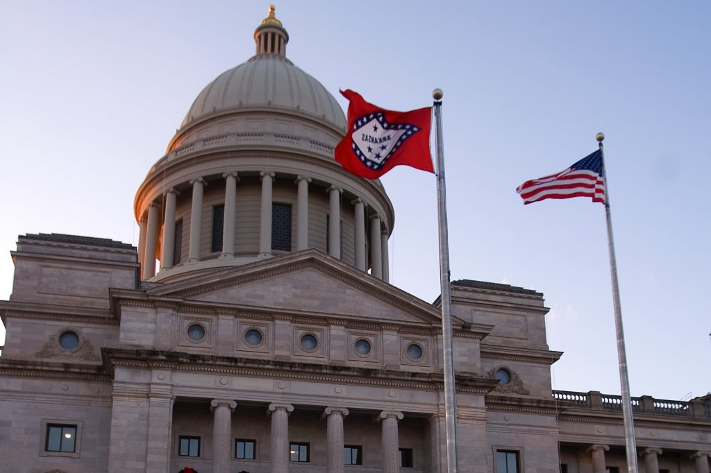 Arkansas State Capitol - Photo: Stuart Seeger / Flickr