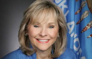 Gov. Mary Fallin (Photo: U.S. Congress, via Wikimedia).