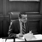 Harvey Milk - Photo: Daniel Nicoletta, via Wikimedia Commons.
