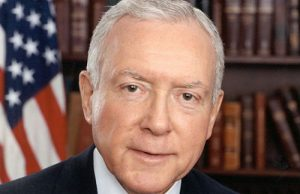Sen. Orrin Hatch, R-Utah (Photo: U.S. Congress, via Wikimedia Commons).