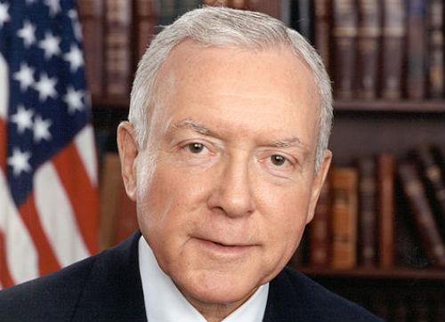 Sen. Orrin Hatch, R-Utah (Photo: U.S. Congress, via Wikimedia Commons).