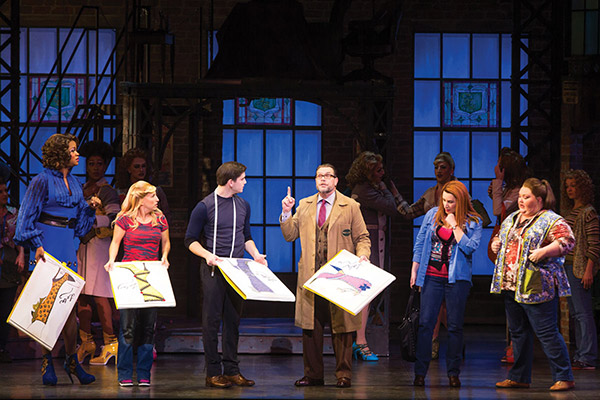 Jim j bullock was playing gay on tv long before networks kinky boots national touring company jim j bullock center photo sciox Image collections