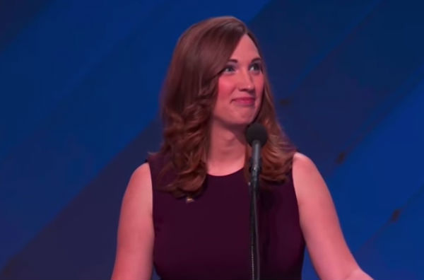 Sarah McBride - Photo: DemConvention.com