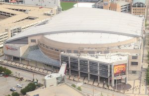 Cleveland's Quicken Loans Arena (Photo: Erik Drost, via Wikimedia).