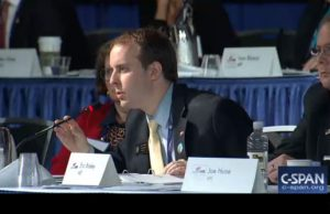 Members of the RNC's Platform Committee (Photo: C-SPAN).