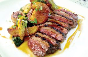 Bastille Restaurant - Duck Photo: Courtesy of Bastille