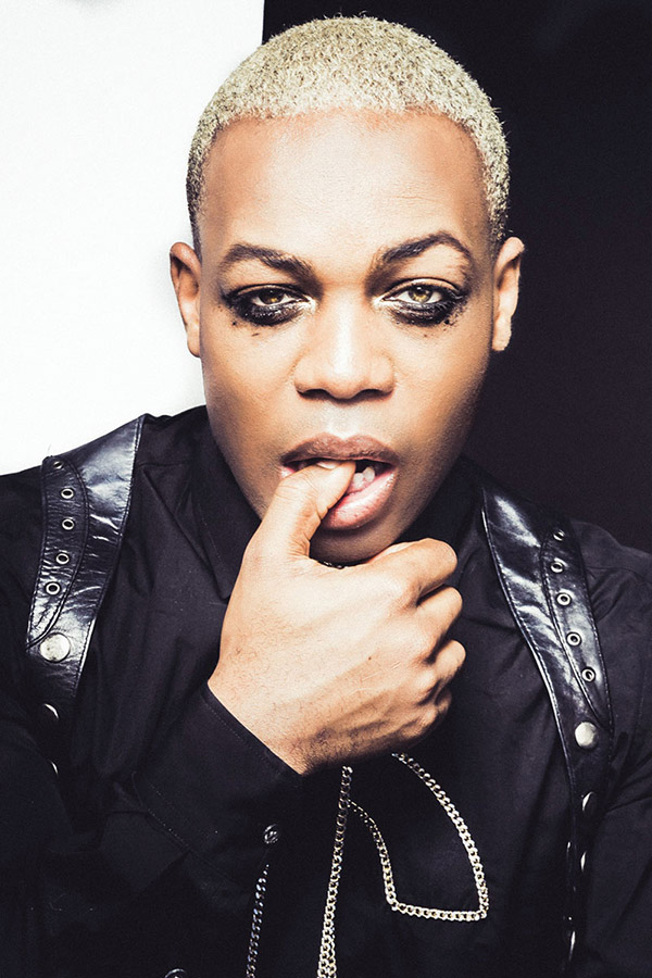 todrick hall on straight outta oz  living openly  and